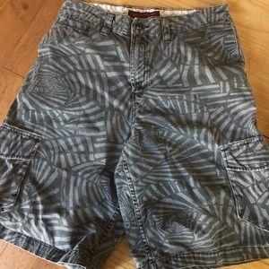 Tony Hawk cargo shorts